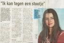 De Weekkrant p 1 (13/1/2004)