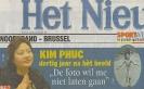 Het Nieuwsblad p 1 (25/9/2003)