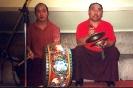 Recordings of the Tibetan folksinger Yang Du Tso @ The Flying Snowman Studio_2