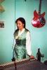 Recordings of the Tibetan folksinger Yang Du Tso @ The Flying Snowman Studio_8